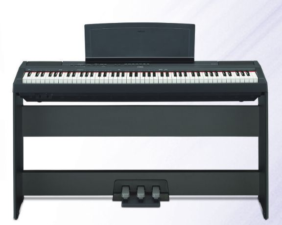 Yamaha P115 first screen