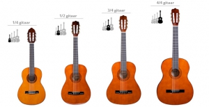gitaarformaten
